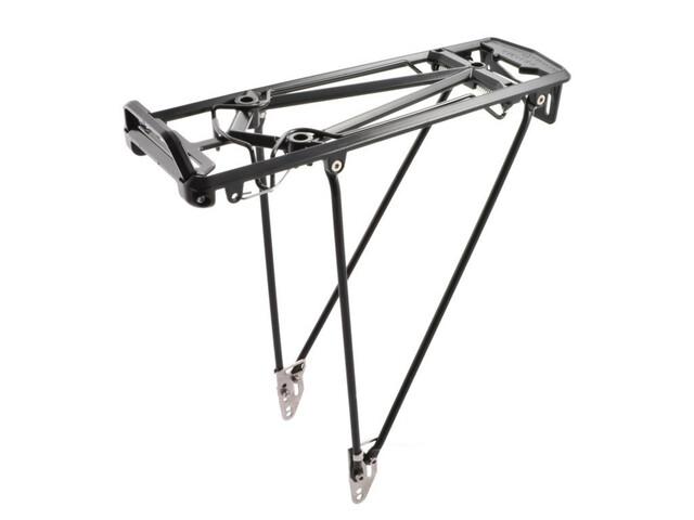 Pletscher bagagedrager Prisma 26/28 inch zwart